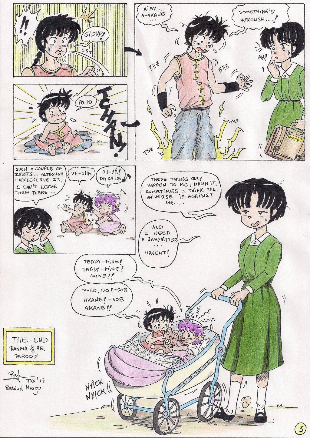 Ranma 1 2 Ar Parody 3 3 By Behindmusgo On Deviantart