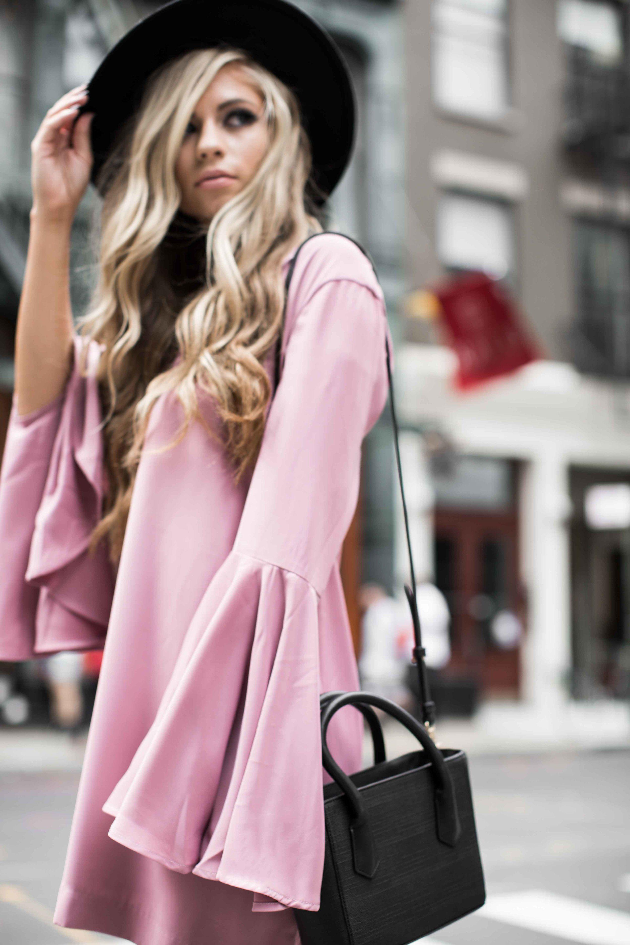 the pink dress | My dream ♥ | Pinterest