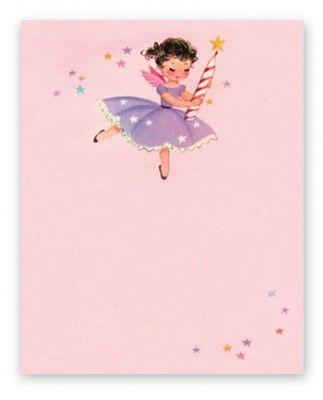 fairy dust invitation baby gardner