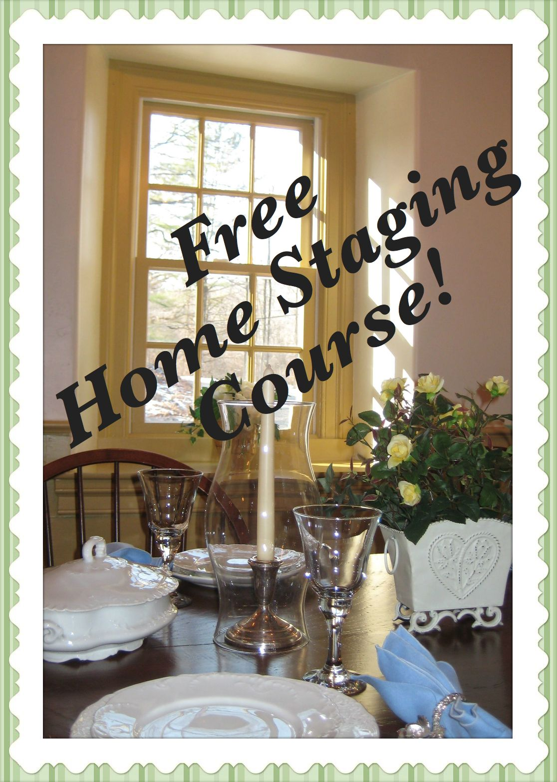 Free Home staging course   Home staging, Interior design ...