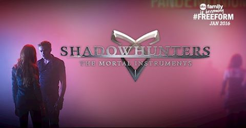 Shadowhunters Facebook cover! [Credit please]
