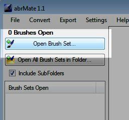 Converting Photoshop brushes for Paintshop Pro | ComPuteR