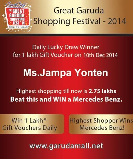 Daily Lucky Draw Winner Daily 1 Lakh Gift Voucher Winners At