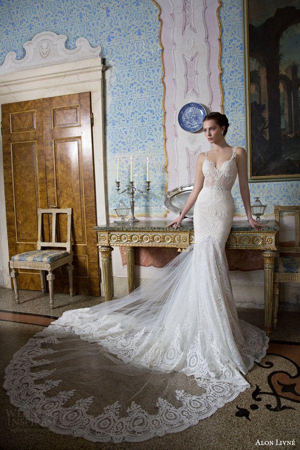 bbf1614f5fd Alon Livne White 2015 Bridal Couture Collection in 2019