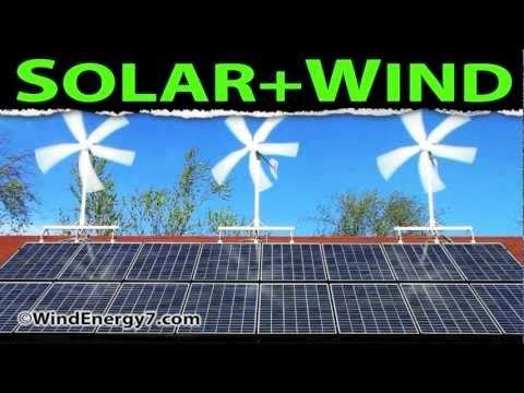 Windenergy7 Solar Energy Business Solar Wind Home Wind Turbine