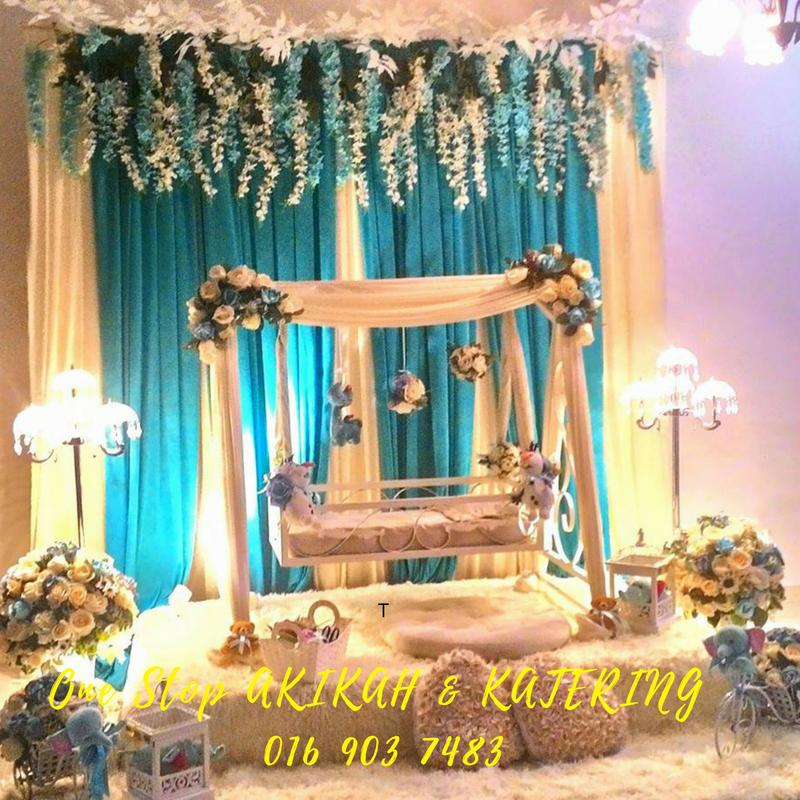 2018 2019 2020 Pakej Aqiqah Murah Katering Majlis Aqiqah Lengkap Buaian Berendoi Wedding Package Malay Wedding Online Wedding