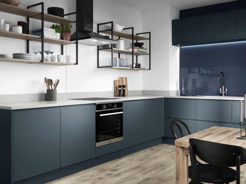 Camden Midnight | Wickes.co.uk in 2020 | New kitchen ...