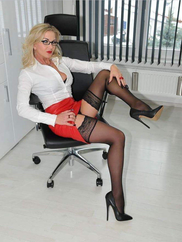Think, mature pantyhose secretary sluts quite