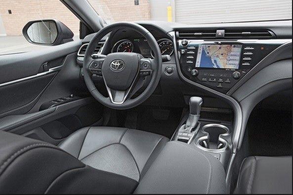 Toyota Camry 0 60 Interior