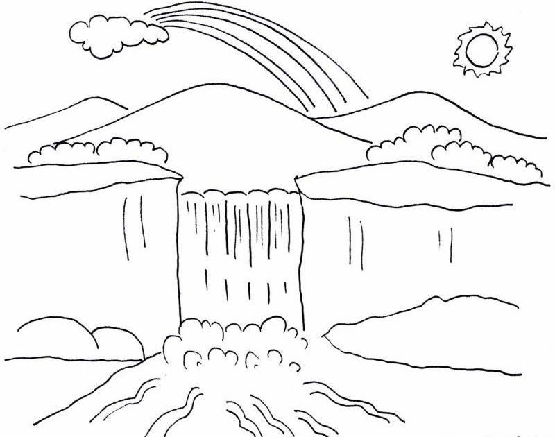 20 Gambar Pemandangan Lautan Kartun Pemandangan Alam Merupakan Keindahan Alam Yang Dapat Dipersepsikan Melalui Ko Di 2020 Easy Drawing Tutorial Buku Mewarnai Gambar