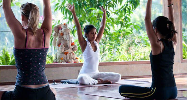 The Yoga Barn Bali Yoga Studio Class Schedules Ubud Bali