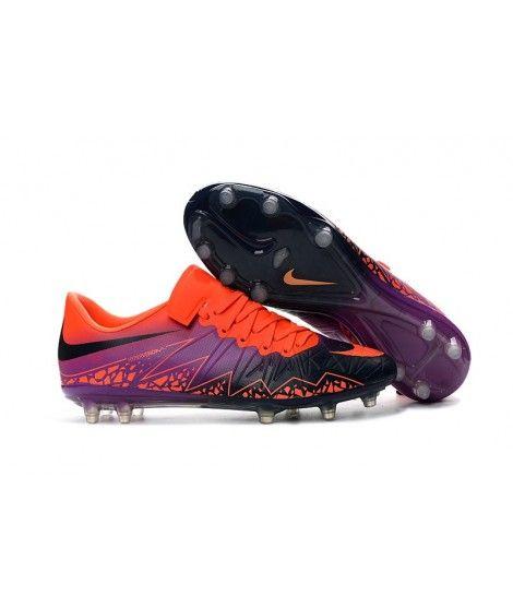 buy online 56383 aaea8 Nike Hypervenom Phinish Neymar Muži Kopačky FG PEVNÝ POVRCH Nachový Oranžový