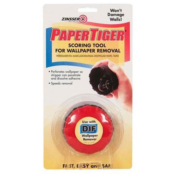 Zinsser Papertiger Wallpaper Scoring Tool from Blain's ...