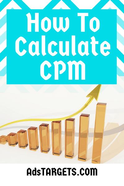 Calculating Cpm