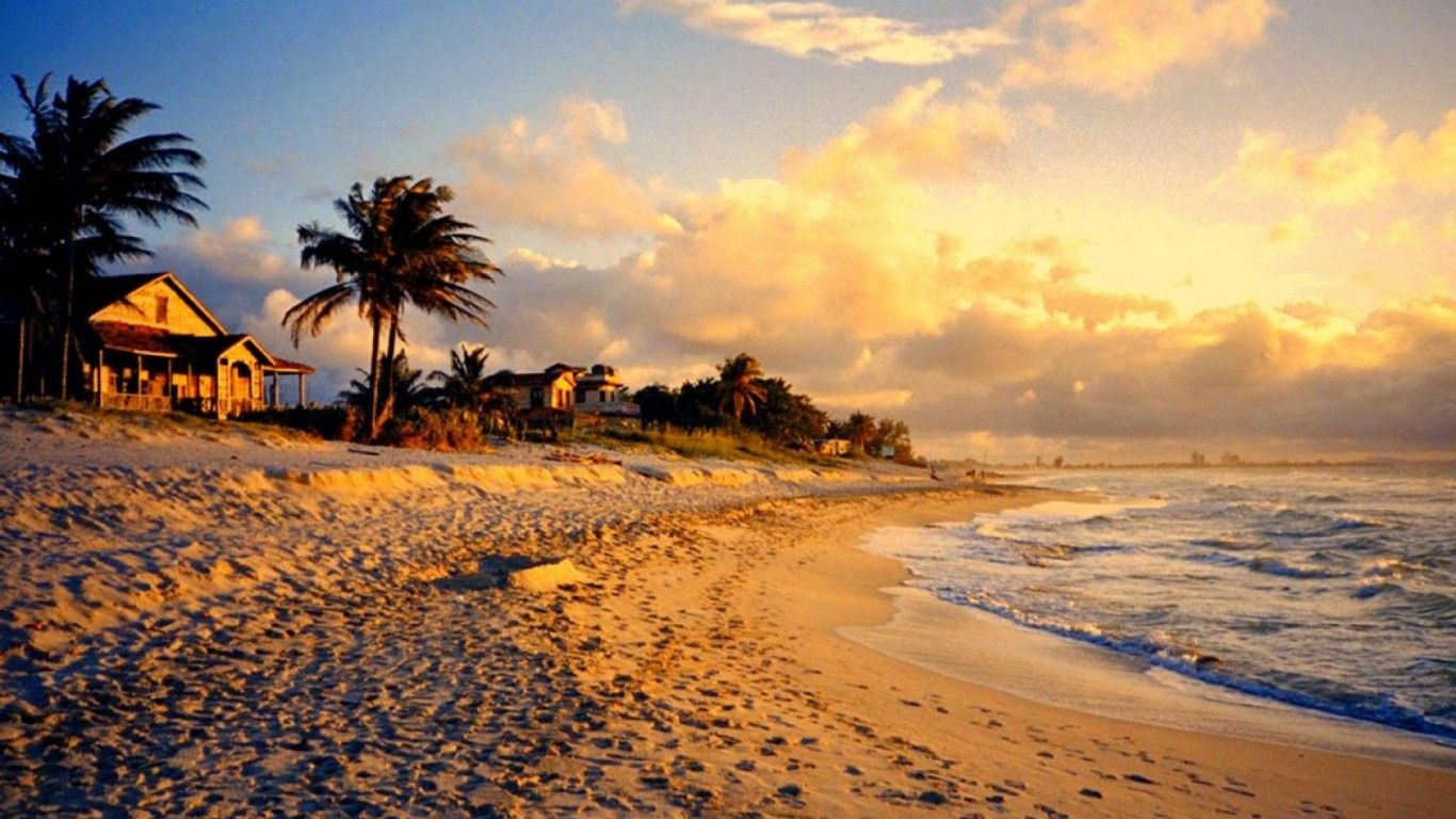 Cuba Beach And City Hd Images  Hd Wallpapers
