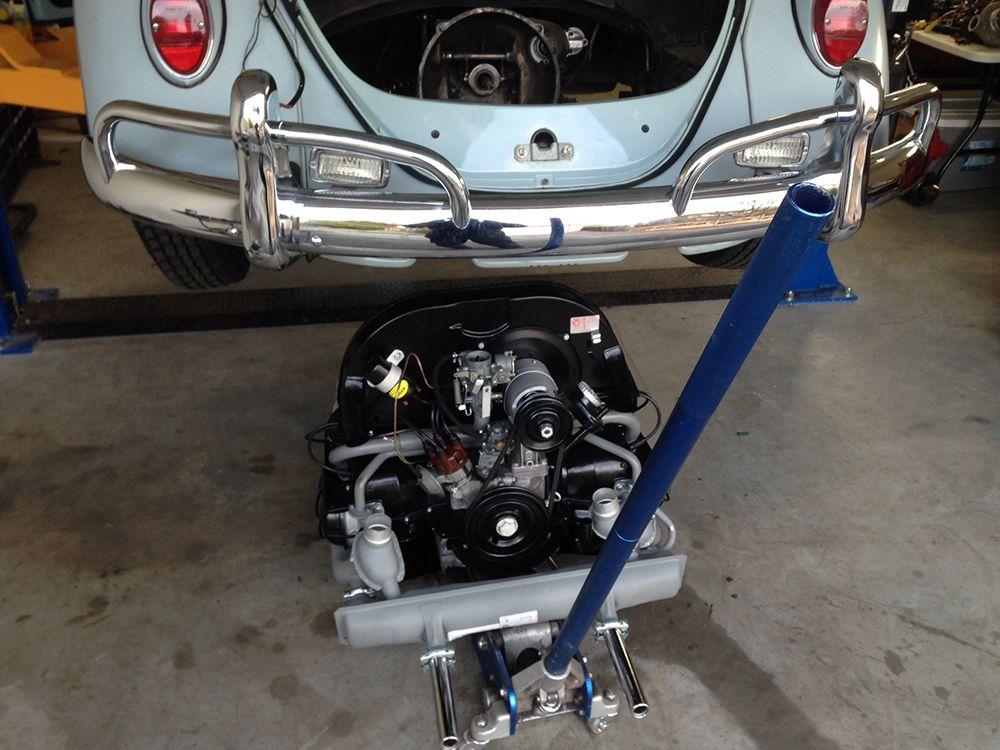 Motor Vw 1500 >> Tim Mossman S 1500 Cc Engine Build Articles From 1967beetle Com