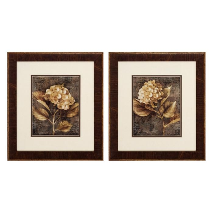 Hydrangea I Ii Wall Art Nebraska Furniture Mart Nebraska Furniture Mart Furniture Mart Wall Art