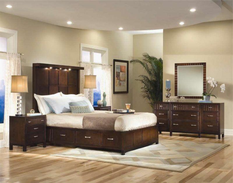 Set up Feng Shui bedroom - practical tips Interior Design