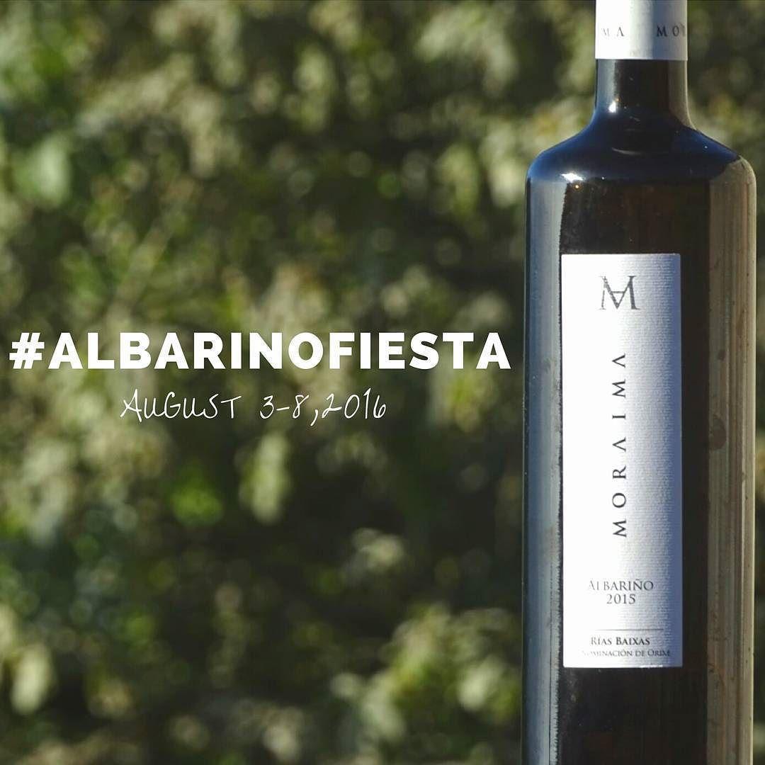#AlbarinoFiesta ;) Moraima #Albariño #RíasBaixas  #mialbariño #festadoalbariño2016 #Albarinoday #Albariñoday  #Instawine #ViñoGalego #WineGeek
