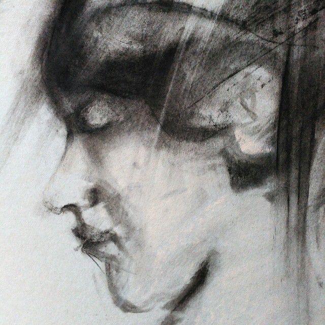Head no. 1 - detail