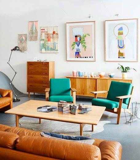 Decoration Et Meubles Scandinaves D Occasion Mobilier De Salon Idee Deco Idee Deco Appartement