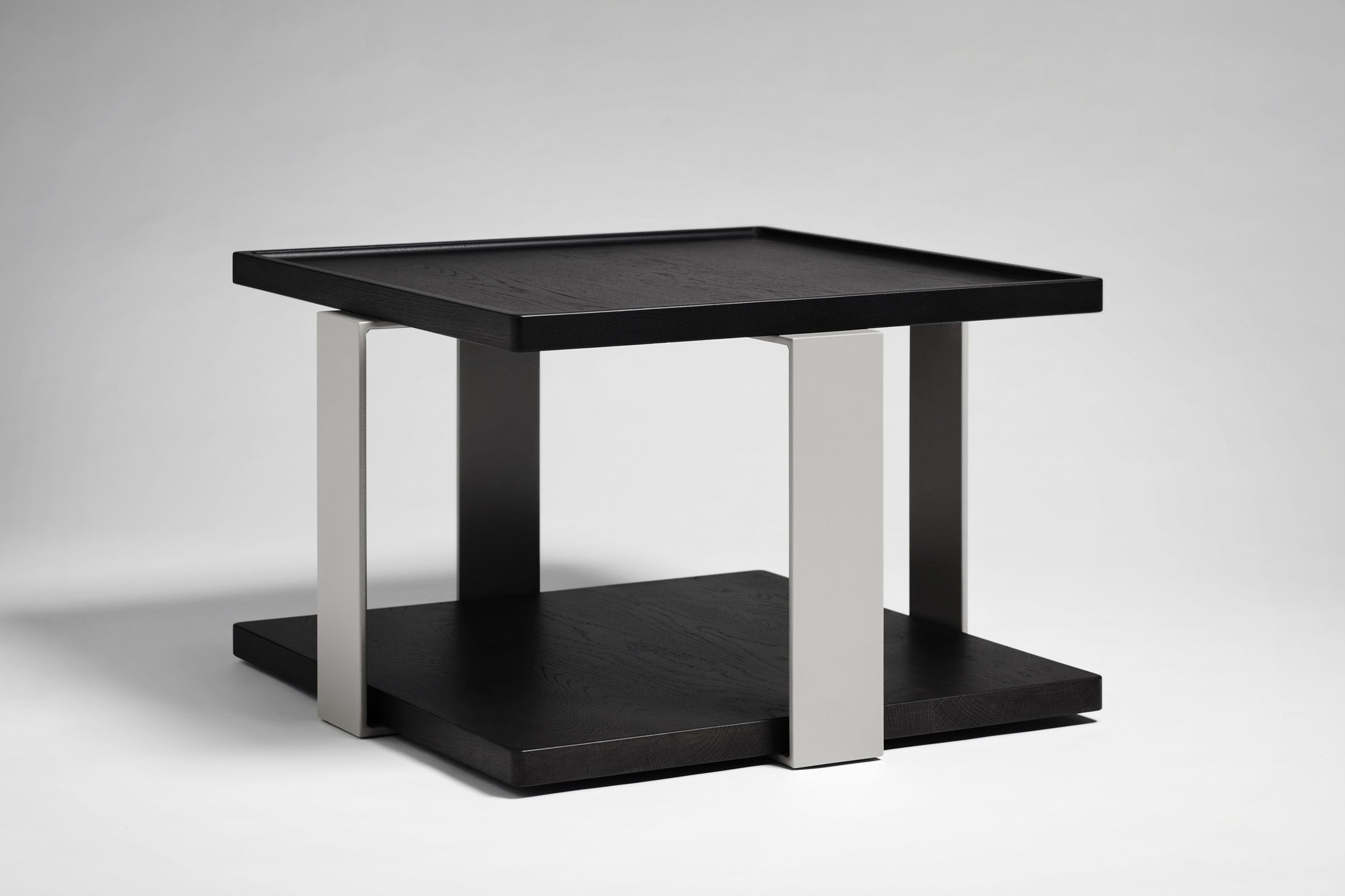 Float side table christopher elliott design table