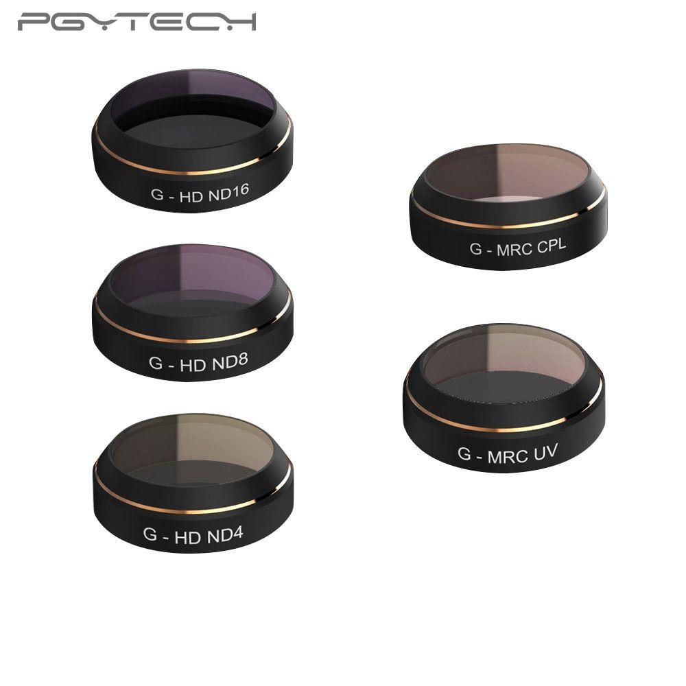 PGYTECH Camera Filter For MAVIC Pro ND filter MultiLayer