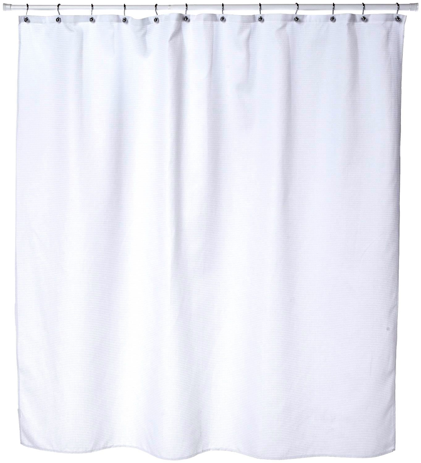 Got It Cotton Waffle Weave Shower Curtain Liner From Bed Bath