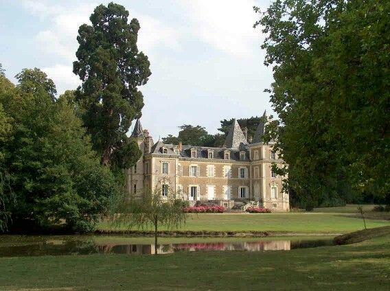 Château de la Thibaudière   Montreuil-Juigné   Maine-et-Loire   Pays de la Loire