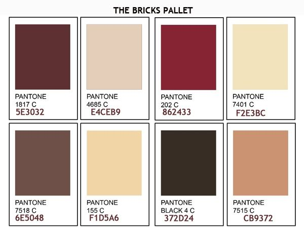 Pantone Color Brown Image Source Page Http Www Tamhsc Edu Marcomm Bg Style Colors Html