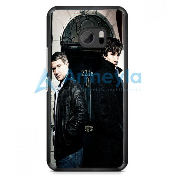 Sherlock And Dr Watson HTC One M10 Case | armeyla.com