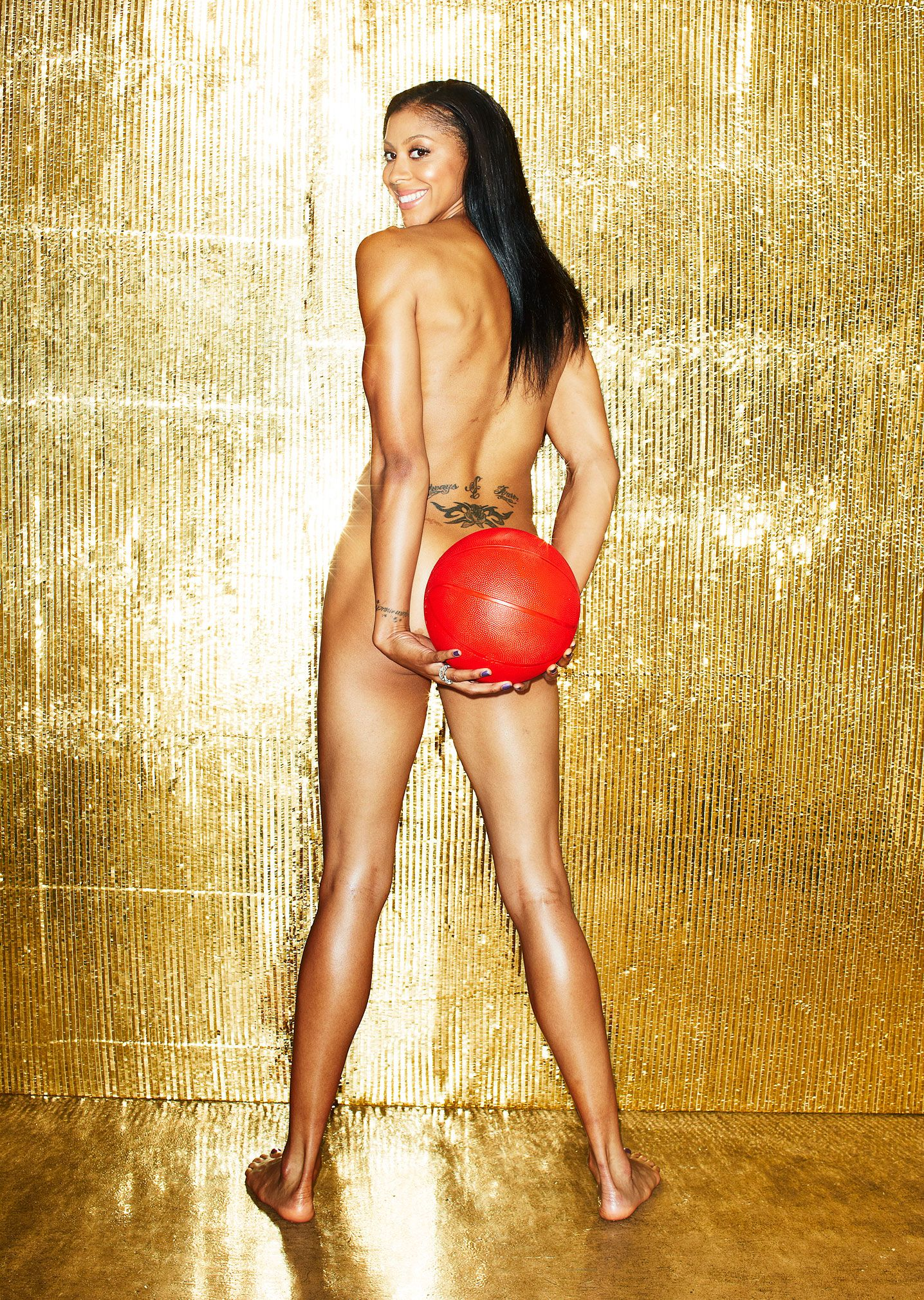 issue Candace parker espn body