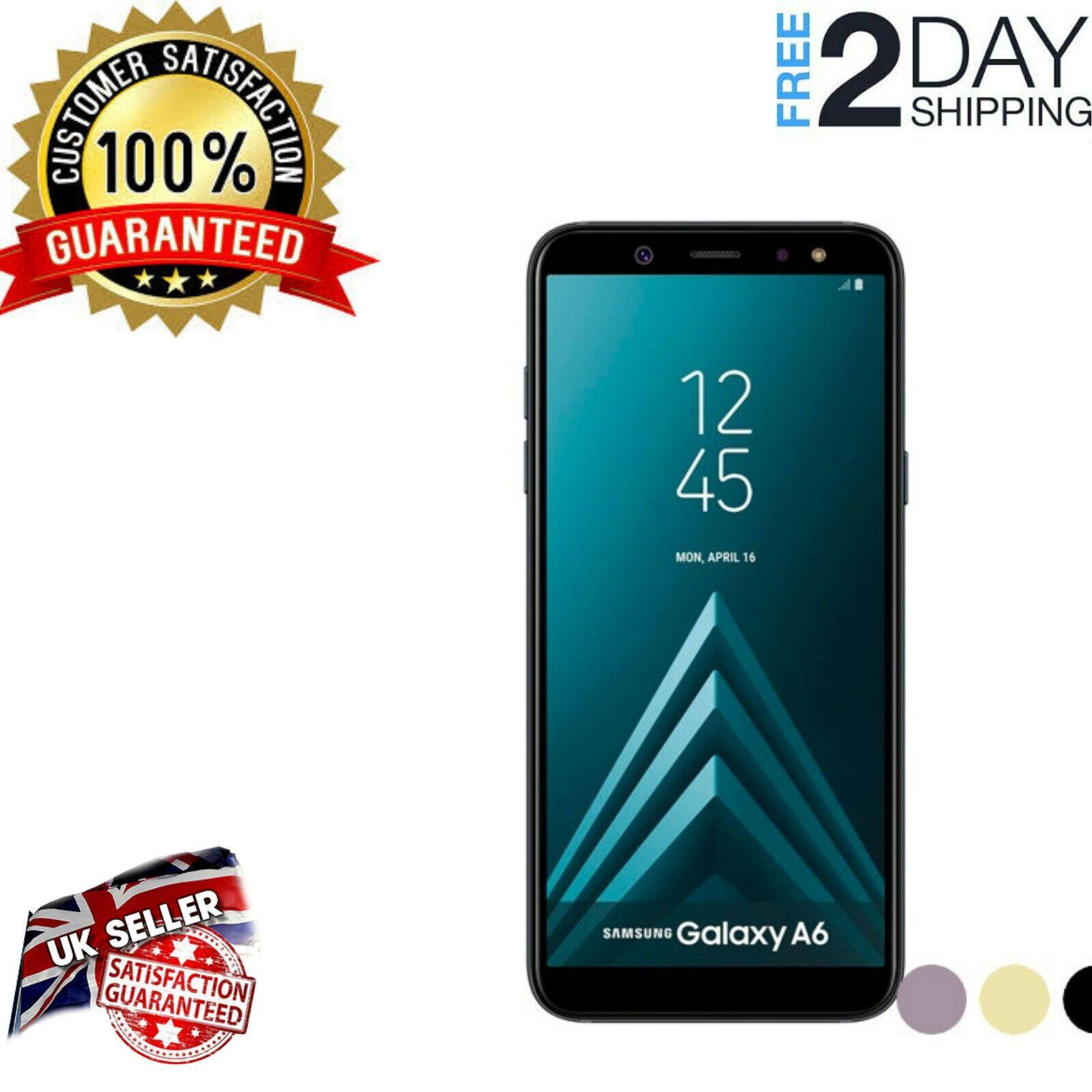 New Samsung Galaxy A7 Duo Dual 32gb 3gb Ram 16mp Camera 8801643326890 Ebay New Samsung Galaxy Samsung Dual Sim