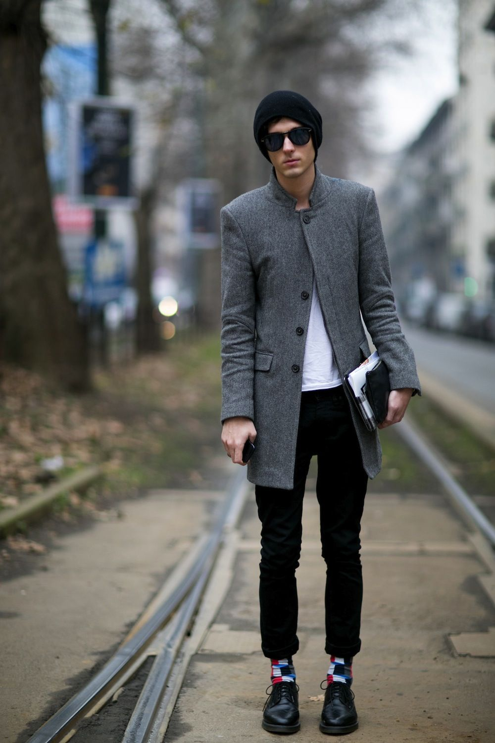 50 of the Best Street Style Snaps from Milan Men's Fashion Week Fall 2014 #men'sfashion