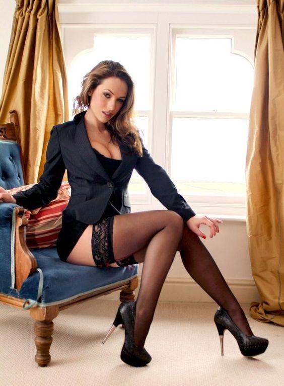 Super sexy secretary thank for