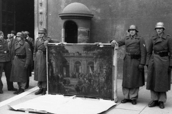 The Modern Day Fight to Return Some Nazi-Seized #Art to Their Owners | By: Danielle Thillet