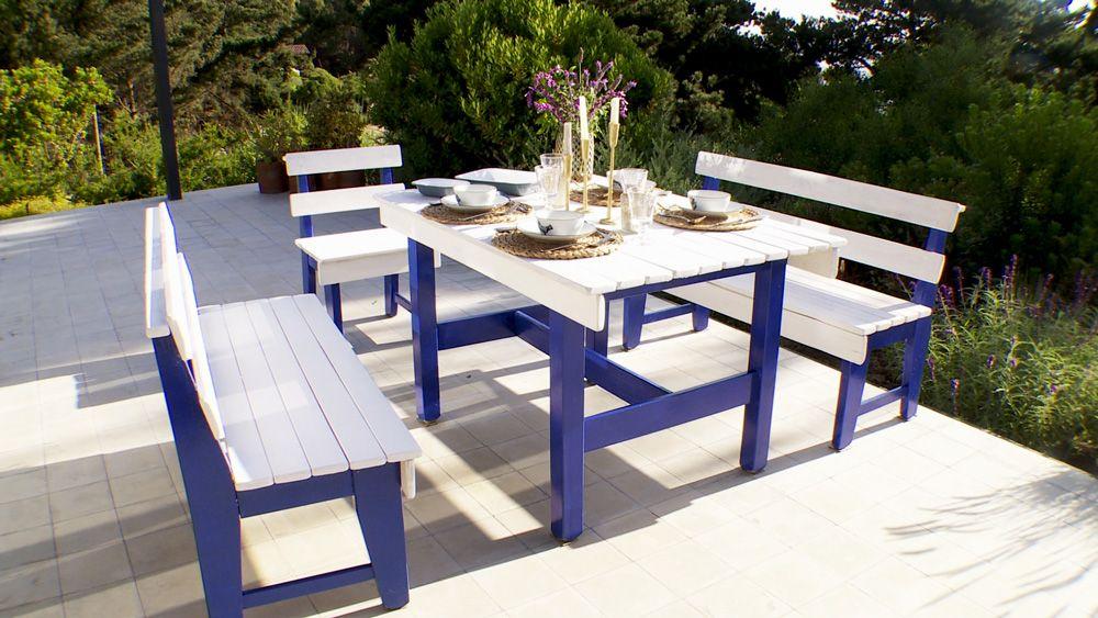 Pintura descascarada en muebles de madera h galo usted - Pintura para muebles de madera ...