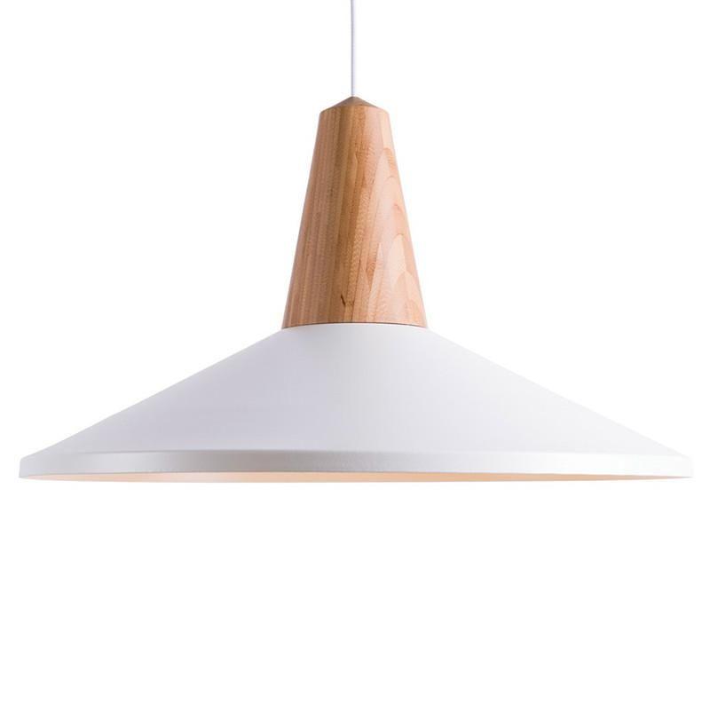 Lundlund Minimalist Scandinavian Wooden Pendant Light Wooden Pendant Lighting Minimalist Scandinavian Wooden Pendant