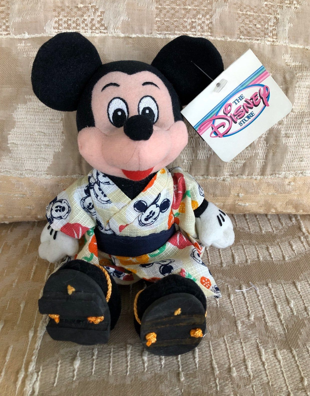 Disney store tokyo mickey mouse traditional japanese