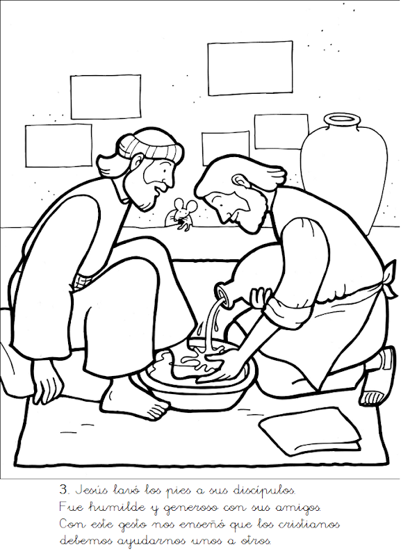feet free coloring pages - photo#42