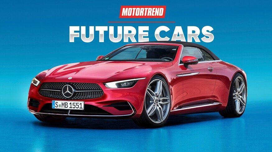 Future Cars 2021 And Beyond Future Car Mercedes Benz Benz