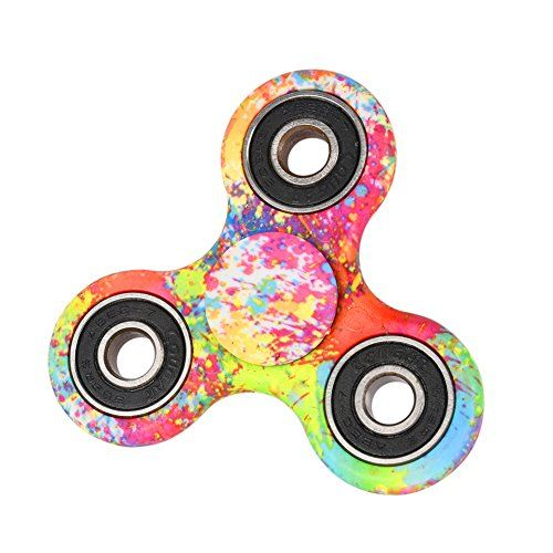 Balai Tri Spinner Fid Hand Spinner Camouflage Multi Color EDC
