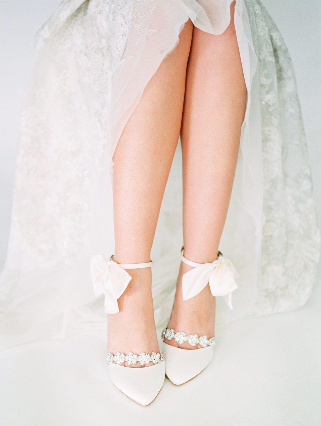 Modern Amalfi Coast Inspired Wedding Shoot At Marina Del Ray Ritz