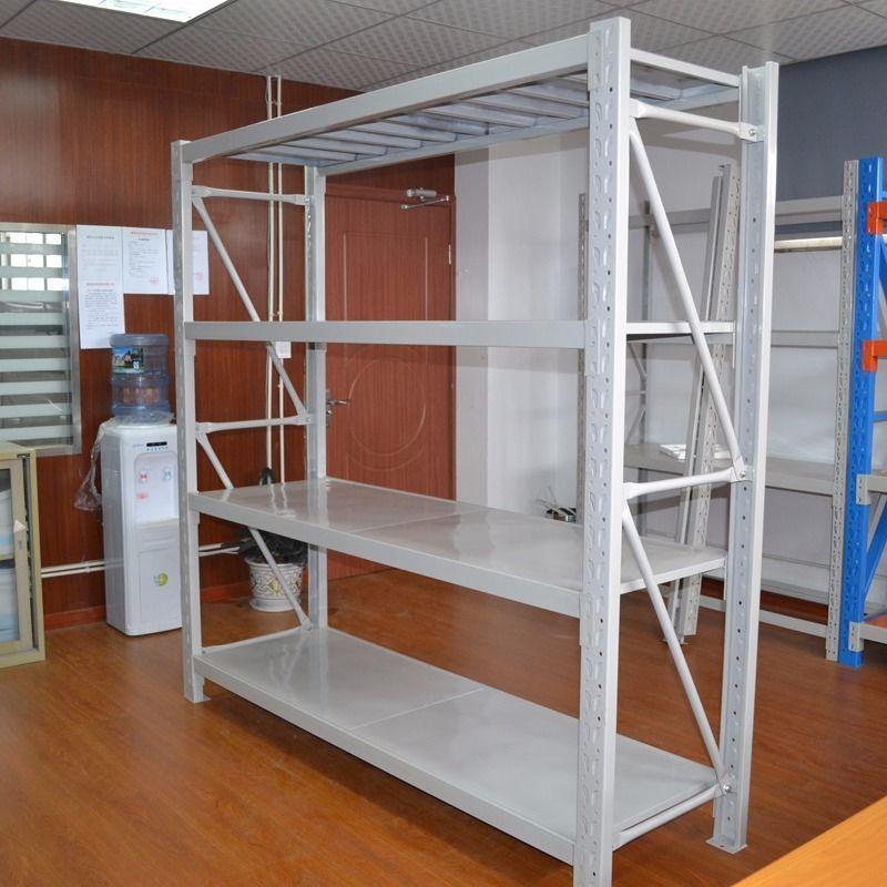 Pin On Garage Storage Shelves: 4MX2M Steel Garage Warehouse Racks Shelves Storage