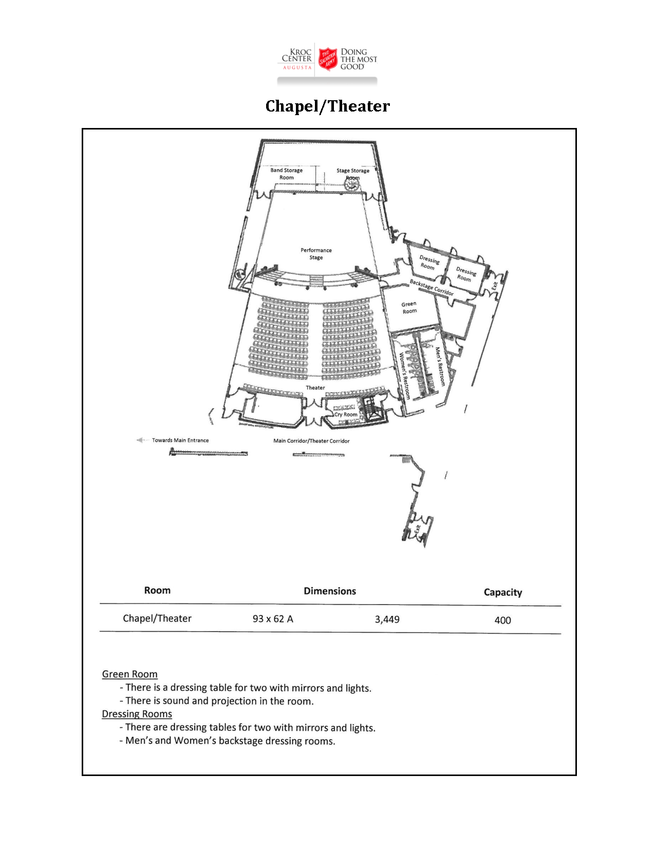 floor plan template for theatre | Floor-Plan-Chapel-Theater-for