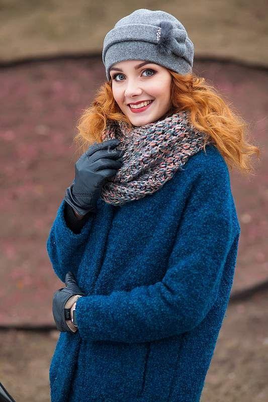 LaPlanda » Женские шапки Лапланда » Головные уборы Элизабет