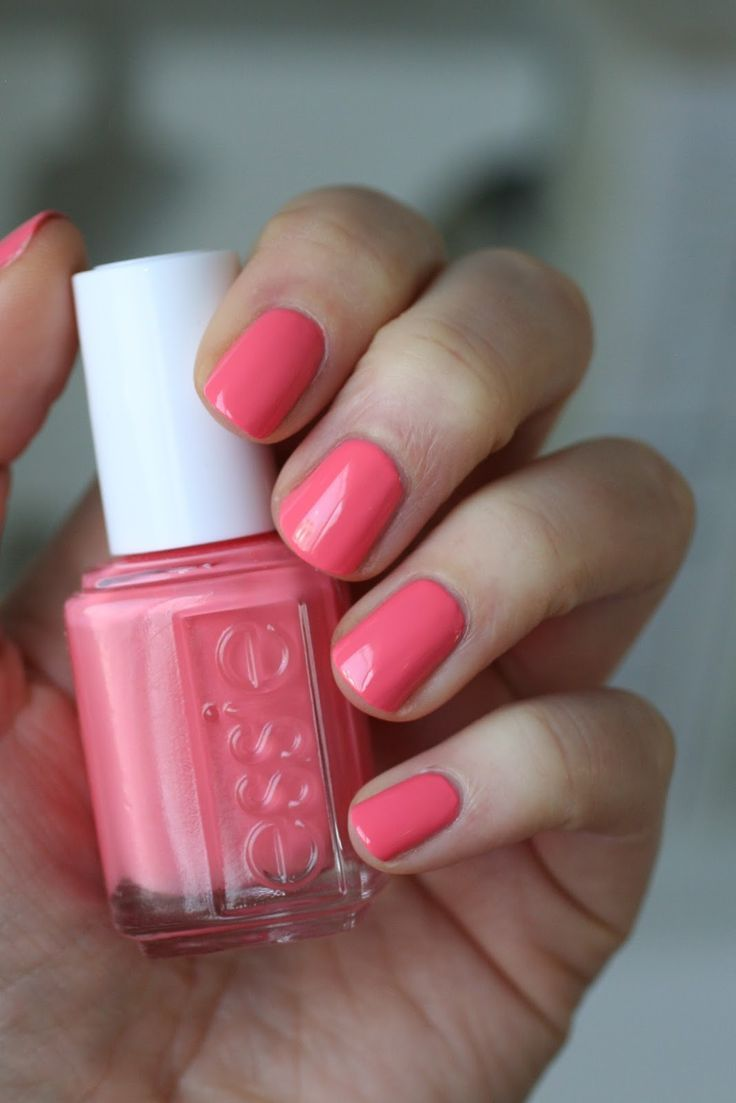 Essie Spring 2016 - Lounge Lover Collection | Essie Envy | nick nice ...