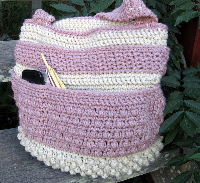Handee Craft Tote pattern by Sarah jane Jackson   Pinterest   Bolsos ...