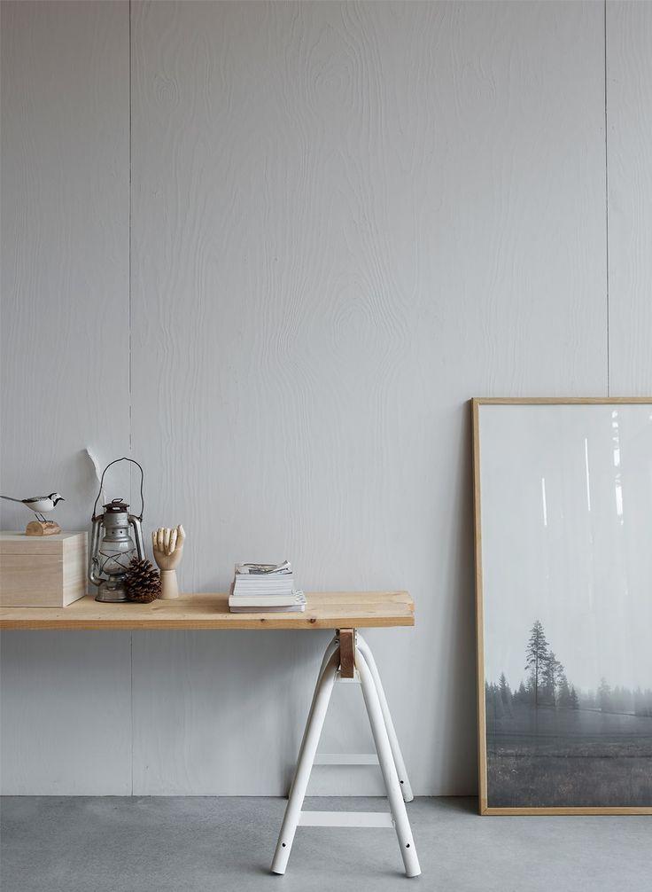 Minimalistischer Arbeitsbereich #arbeitszimmer #homeoffice - homeoffice einrichtung ideen interieur