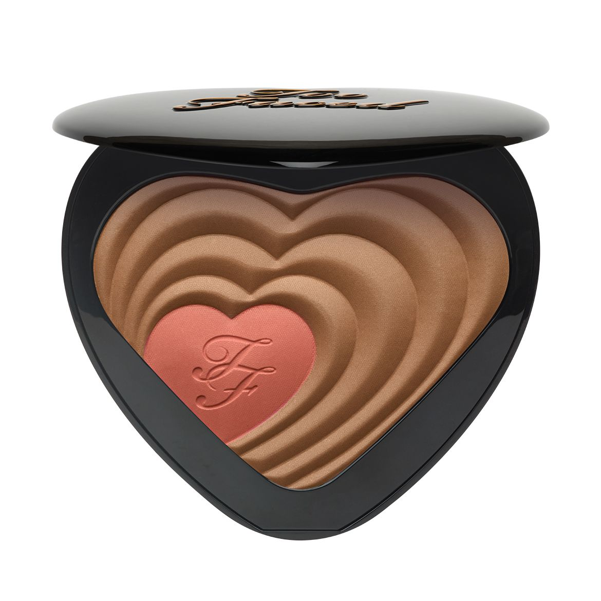 "NEW: Soul Mates Blush Bronzer Duo, ""Carrie & Big"" - Too Faced"